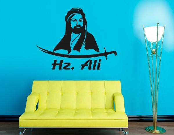 Hz Ali Zulfikar Portrait Islamische Wandtattoos #13